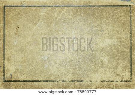 Vintage Cardboard