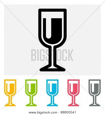 Wineglass Icon