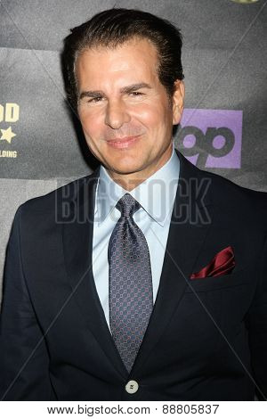 LOS ANGELES - April 21:  Vincent dePaul at the  2015 Daytime EMMY Awards Kick-off Party at the Hollywood Museum on April 21, 2015 in Hollywood, CA
