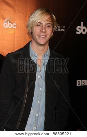 LOS ANGELES - April 21:  Riker Lynch at the