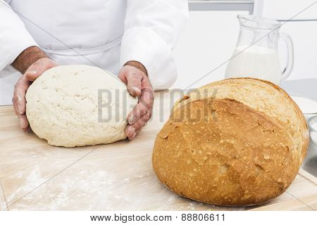 Preparing Bread