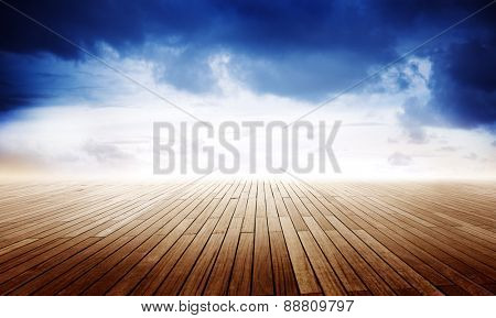 Outdoors Cloudscape Scenic Sky Beautiful View Concept