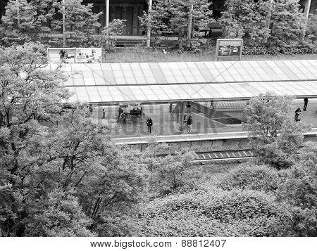 Landsberger Allee Station