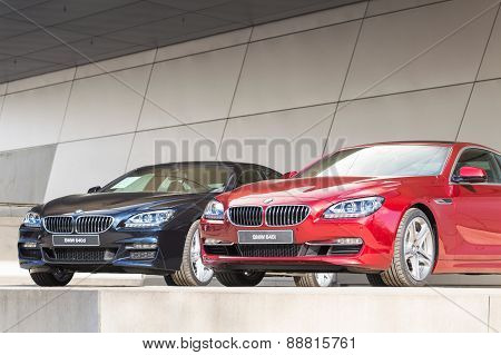Modern Bmw Model Lineup First Class Exclusive Business Sedan Cars