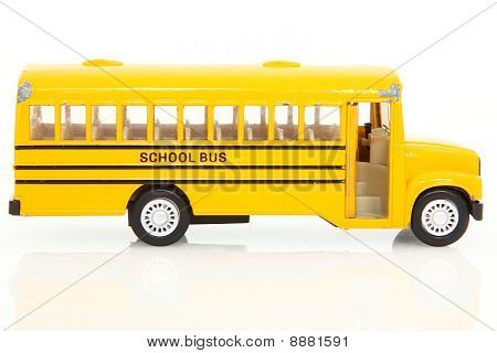Toy School Buss