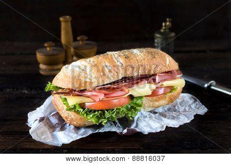 Rich Sandwich