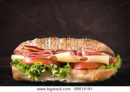 Tasty Sandwiche