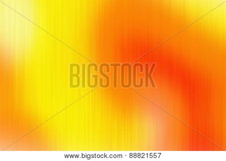 Abstract Warm Orange Yellow Background Motion Blur