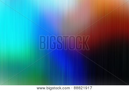 Blurred Colorful Abstract Background With Nice Gradient.