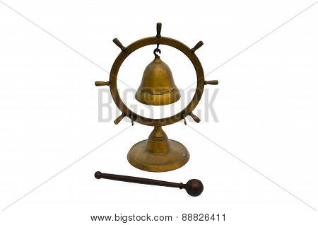 Old Desk Bell