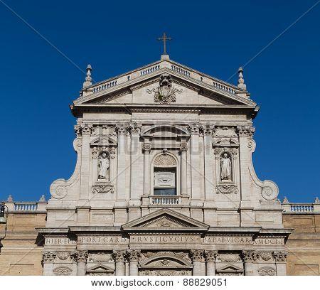 Santa Susanna Church (chiesa Di Santa Susanna Alle Terme Di Diocleziano)
