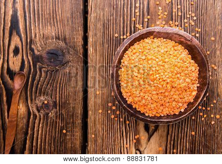 Dried Red Lentils