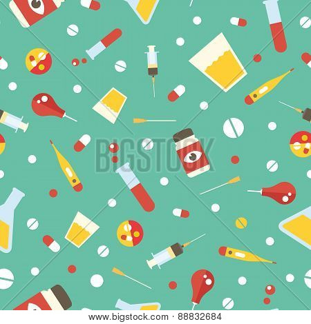 medical supplies pattern
