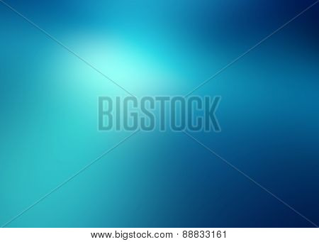 Light Blue Background, Abstract Design
