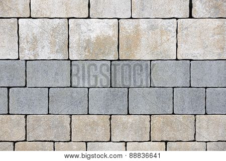 Stone wall to be used as background