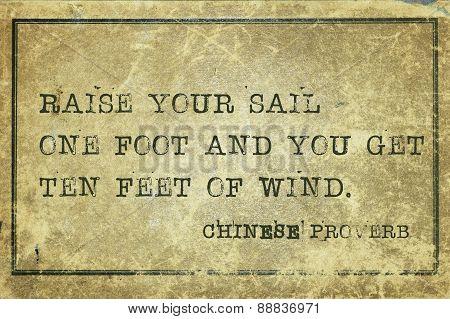 Raise Sail Cp