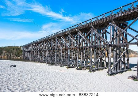 Pudding Creek Trestle, Fort Bragg