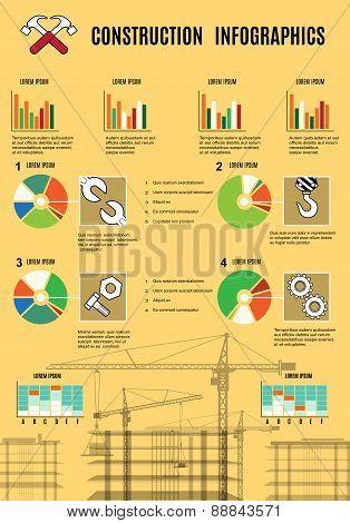 Construction Iinfographics