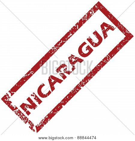 New Nicaragua rubber stamp