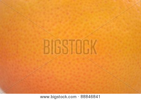Orange Peel Texture Of Orange