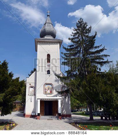 Sag Monastery Timisoara