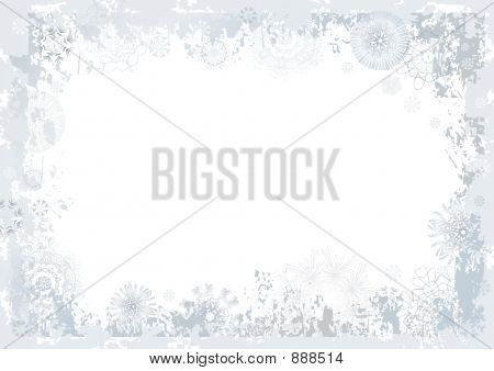 Background Of Snowflake