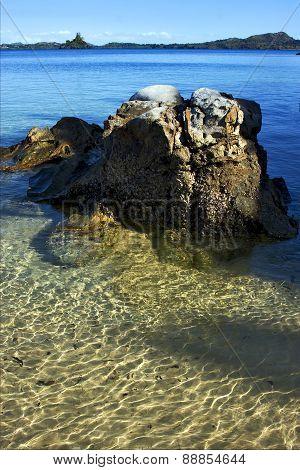 Rocks In Kisimamy Bay