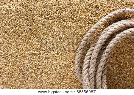 Ship Thick Rope