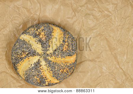 Poppy Seed Roll, Detail