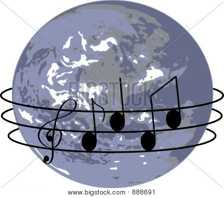 Song Around The World