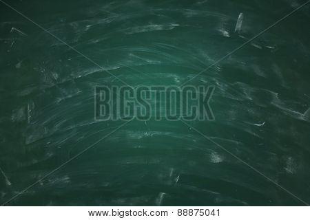 Blackboard texture, close up