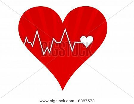 Heart beat lifeline