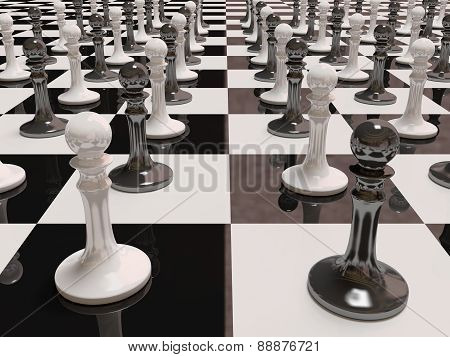 Pawn Chess