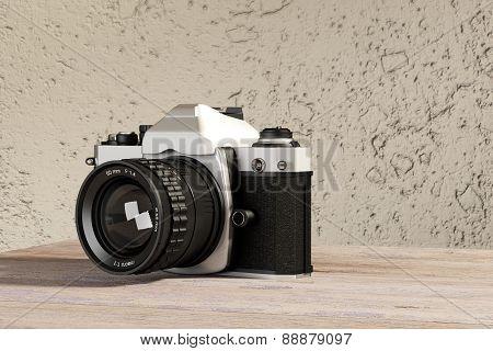 Reflex Analog Camera