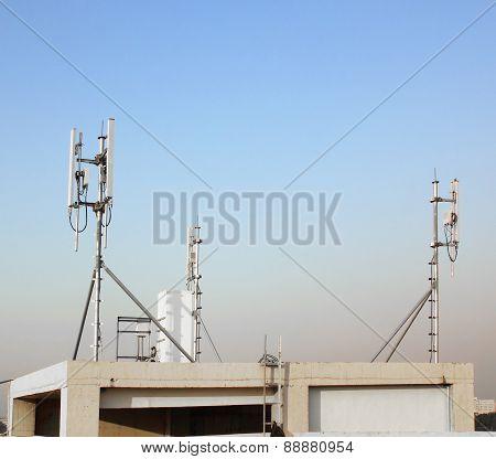 Antenna Transmission