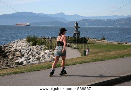 Vancouver Blading