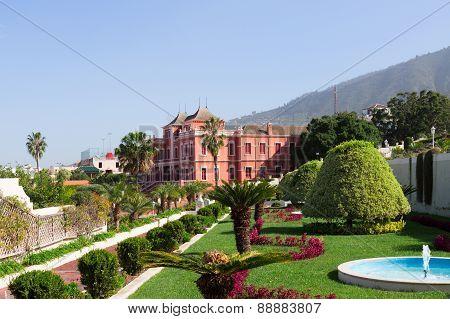 Liceo de Taoro, La Orotava, Tenerife, Spain
