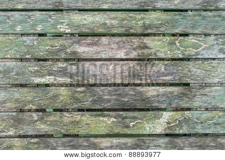 worn out wood boards