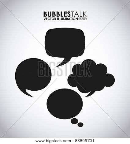 bubbles talk
