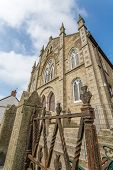 pic of church-of-england  - Lovely old Wesleyan Methodist Church in Marazion in cornwall england uk - JPG