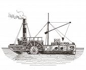 stock photo of historical ship  - ship - JPG