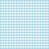 Seamless Gingham, Aqua