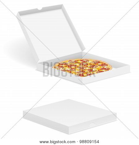 Pizza In Box