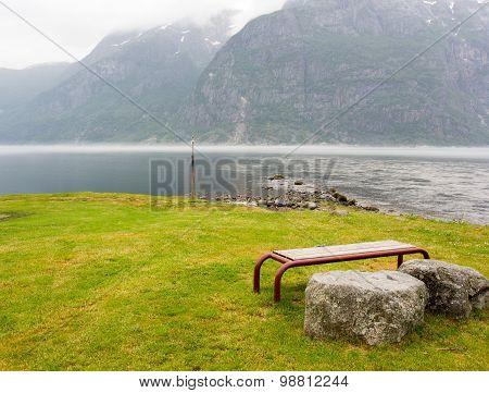 Calm Eidfjord