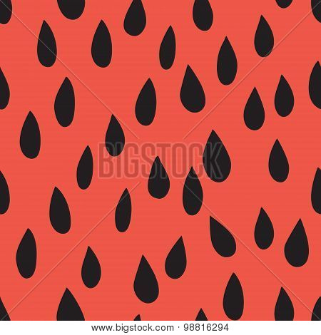 Abstract watermelon background