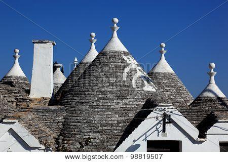 Alberobello Trulli