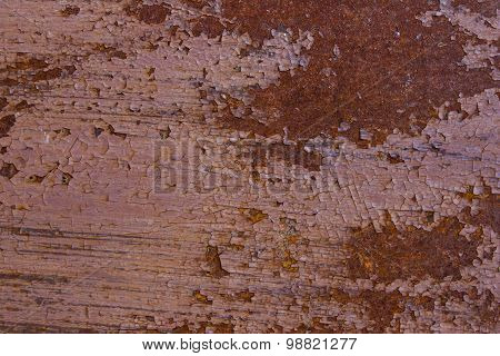Old metallic surface background