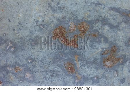 rusty metallic surface background