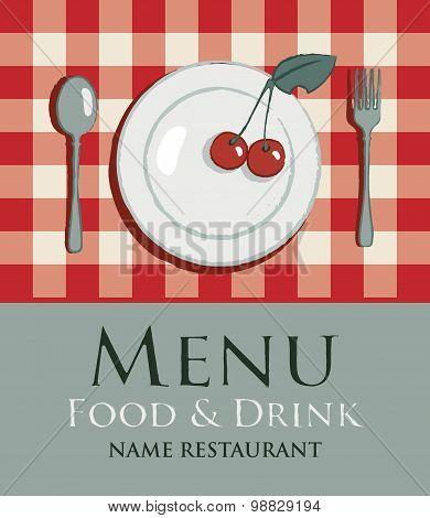 menu cherry