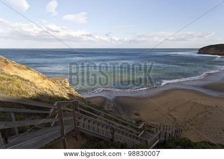 Access To Bells Beach